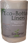 Eco Sprout Eco-Bottom Liners (100 sheets)