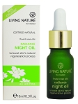 Living Nature Radiance Night Oil | Normal/Dry Skin