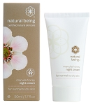 Manuka Honey Night Cream | Natural Being | Normal/Dry Skin