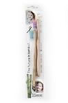 The future is bamboo - Kids Bamboo Toothbrush 2pk