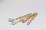 The future is bamboo - Adult Soft Bamboo Toothbrush