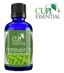 Cupi Essential Peppermint Oil 10mL / .3oz