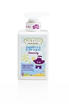 Jack N' Jill Kids Serenity Shampoo & Body Wash, Natural Bath Time