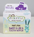 Jack N' Jill Baby Gum & Tooth Wipes (25pc) - Expire 03/2018