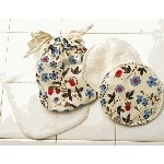 Breastfeeding Pads made of Certified Organic Cotton