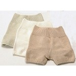 Sckoon Organic Cotton Baby Seamless Tummy Shorts