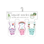Squid Socks - Candie Collection (lollipops, unicorn, donuts)
