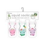 Squid Socks - Claire Collection (princess, hula, cupcake)