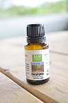 RAW Pure Organic Essential Oil - Eucalyptus - 15mL