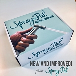 Spray Pal ***NEW AND IMPROVED!*** Spray Pal Diaper Sprayer
