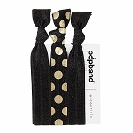 popband Hairband set of 3 - Gold Dust