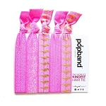 popband Hairband set of 5 - Flamingo