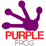 Purple Frog Patches