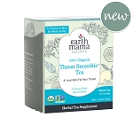 Earth Mama Organics Throat Smoothie Tea