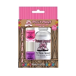 Piggy Paint 2 Polish + Remover Box Set