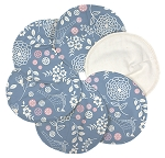 Imse Vimse Organic Cotton Nursing Pads - 3 Pair