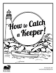 McSea Books - How to Catch a Keeper! (Activity Book)