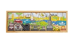 Begin Again Toys City A-Z Puzzle