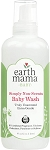 Earth Mama Organics Baby Wash 34oz(Liter) REFILL