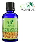 Cupi Essential Frankincense Oil 10mL / .3oz