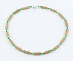 Healing Hazel HAZELWOOD baby necklace