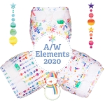 TotsBots EasyFit One Size All-In-One Reusable Cloth Diaper
