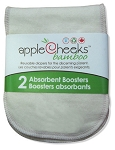 AppleCheeks Bamboo Boosters - 2 pack