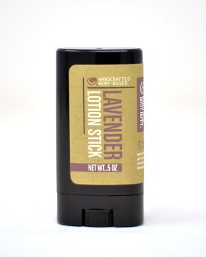 Maine Hempworks Lotion Stick - Lavender