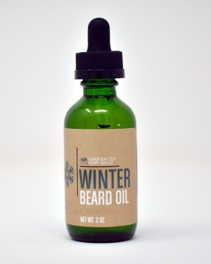 Maine Hempworks Beard Oil - Winter