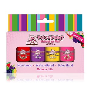 Piggy Paint Scented Silly Unicorns Set