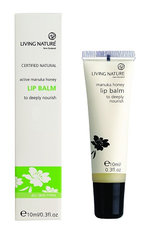 Living Nature Lip Balm | All Skin Type