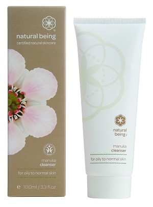 Manuka Cleanser | Natural Being | Oily/Normal Skin