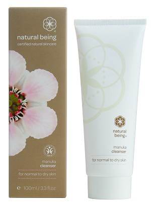Manuka Cleanser | Natural Being | Normal/Dry Skin