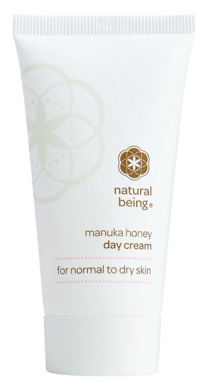 Manuka Honey Day Cream | Natural Being | Normal/Dry Skin
