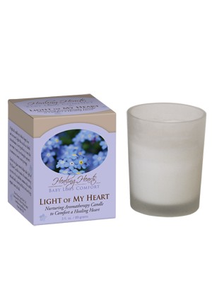 Light of My Heart Baby Loss Candle