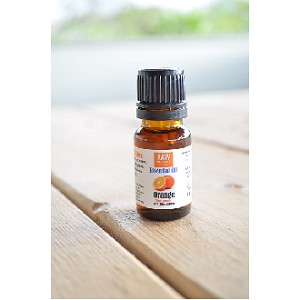 RAW Pure Organic Essential Oil - Orange - 15mL