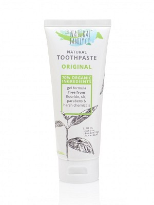 The Natural Family Company Original Toothpaste