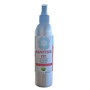 ELEVATED – SANITIZE IT! Natural Household Sanitizer Fam Size – 9oz