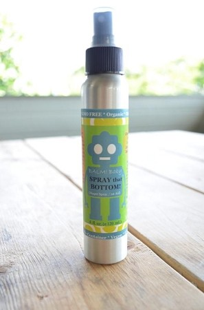 BALM Baby SPRAY that BOTTOM! 4oz