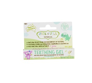 Jack N' Jill  Natural Teething Gel 15g/0.53oz - 50% Off!!!!